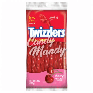 Twizzlers Pull and Peel Cherry 172 g
