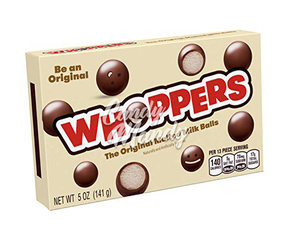Whoppers big Box 141g