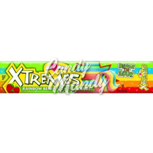 Airheads X-Tremes Rainbow Berry 56 g