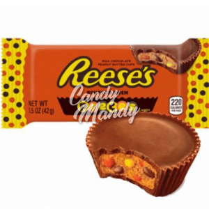 Reese's Cups with Pieces Candy