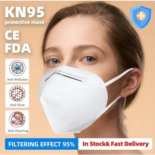 KN95 FFP2 Face Mask Respirator
