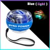 Self-starting Powerball Wrist Ball Muscle Relax Spinning Wrist Trainer mUTI-COLOR LED