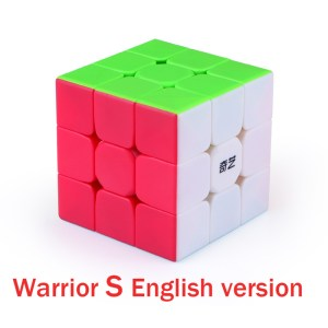 3x3 Stickerless Speed Magic Rubix Cube Rubiks Cube Kids Adults Fun Puzzle Toys