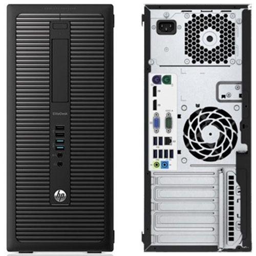 HP 800 G2 TOWER, Intel Core i5-6500, 4GB DDR4, HDD 500 GB. W10 Home.