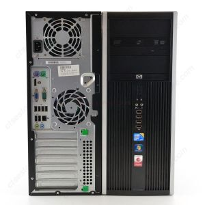 HP 8000 TOWER Core 2 Duo E8400 4096Mb DDR3 HDD 250GB. DVD. W10 Home.