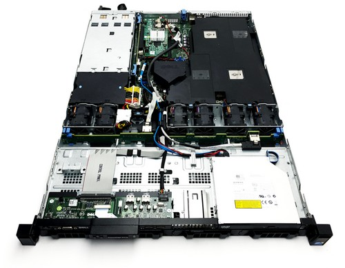 DELL POWEREDGE R410 1U 2xIntel® Xeon®X5645 16GB DDR3 HDD 2x 2TB.