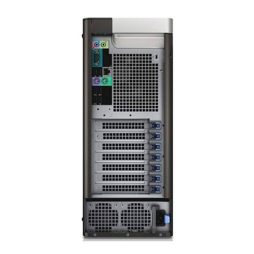 DELL T3610 Workstation Tower Xeon®E5-1607v2 16GB DDR3, HDD 500GB, DVD, NVIDIA Quadro 600. Windows 10 Pro.