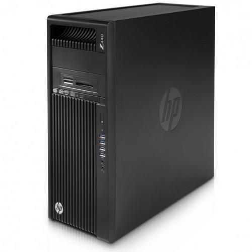 HP Z440 WS Tower Intel® Xeon® E5-1630 V3 16GB DDR4 SSD 480GB DVD-RW NVIDIA QUADRO K2000. W10 Pro