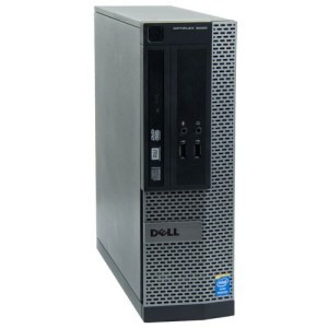 Dell 3020 SFF i5-4570 - 4096 Mb DDR3 - 500GB HDD - DVD - Windows 10 Home