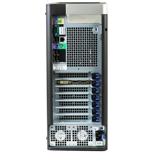DELL T7810 Workstation Tower, 2xIntel® HexaCore Xeon® E5-2609 V3, 32GB DDR4, 500GB, DVD, NVIDIA QUADRO K2000 W10PRO