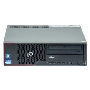 Fujitsu Esprimo E720 SFF, Intel Core i5-4670T, 4GB DDR3, HDD 500GB, DVD, Windows 10 Home
