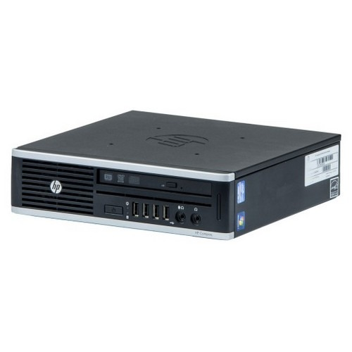 HP 8300 USDT Intel® Core i5-3470S, 2,9GHz 4096Mb DDR3, HDD 500GB. W10 Home.