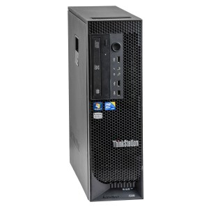 Lenovo C20 Workstation Tower 2x Intel® Xeon® QuadCore Processor E5620 12GB DDR3, HDD 500GB, NVIDIA GeForce 605 1GB DDR3. W10 PRO