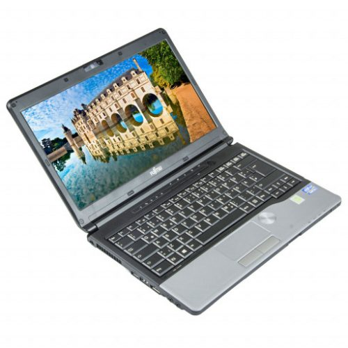 "Fujitsu Lifebook S752 Core i5-3320M 4GB 320GB NO DVD 14"" W10 HOME"