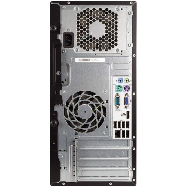 HP Elite 6300 Tower Core i3-3220 4096MB DDR3 HDD 500GB. W10 Home.