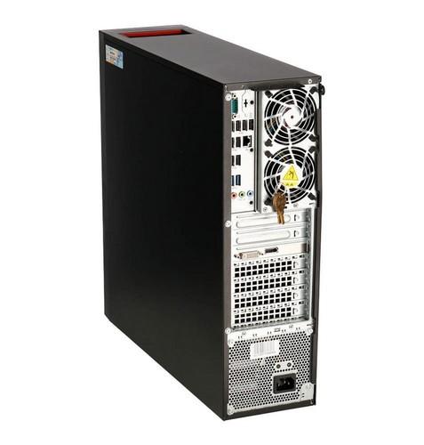 Lenovo C30 Workstation Tower 2xXeon HexaCore E5-2640 16GB DDR3 SSD 240GB. W10 Pro.