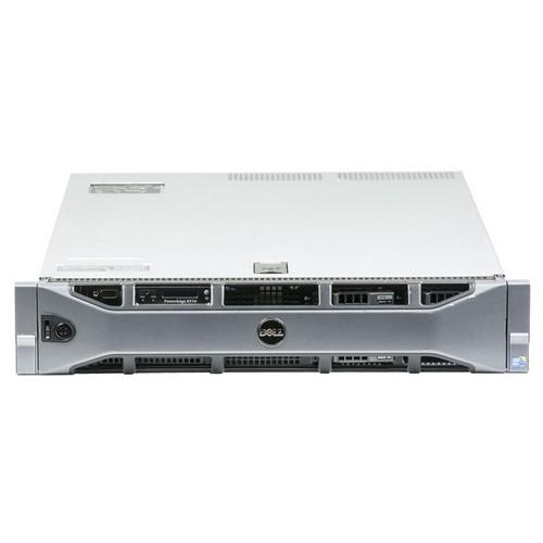 DELL Poweredge R710-6x LFF- 2xIntel® Xeon® HEXA Core Processor E5645 128GB DDR3 HDD 2x2TB