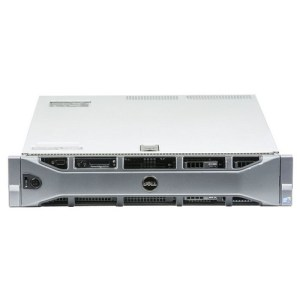 DELL Poweredge R710-6x LFF- 2xIntel® Xeon® HEXA Core Processor E5645 128GB DDR3 HDD 2x2TB