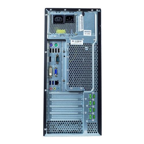 Fujitsu P720 TOWER Intel® Core™ i7-4770, 8GB DDR3, HDD 500GB, DVDRW. W10 Home.