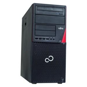 Fujitsu P720 TOWER Intel® Core™ i5-4670T Processor, 4GB DDR3, HDD 500GB, DVD. W10 Home.