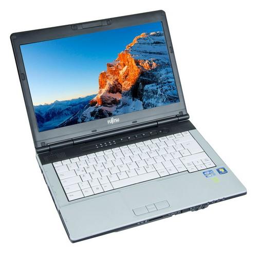 "Fujitsu Lifebook S751 Core i3 2350M 4GB 320GB, DVD-RW 14"" 1366x768. W10 HOME."