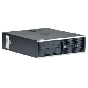 HP Elite 6300 SFF Intel® Core™ i5-3470 4096MB DDR3 HDD 500GB, DVD. W10 Home.