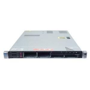 "HP PROLIANT DL 360P G8 2xXeon 8 Core E5-2650L 8GB DDR3 REG, HDD 2x 500 GB SAS 2,5"""