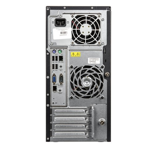 HP Proliant ML110 G6 tower Xeon Quad Core X3430- 8 Gb Ram- 2x HDD 500 Gb S-ata, Raid, Windows Server 2019 Standard