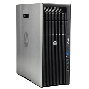 HP Z620 Workstation Tower - 2x OctaCore Intel® Xeon® E5-2680, 32GB DDR3, SSD 480GB, NVIDIA QUADRO K2000, Win10 Pro