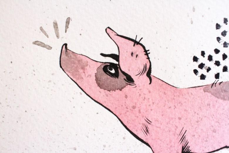 Pinky Piggy Original