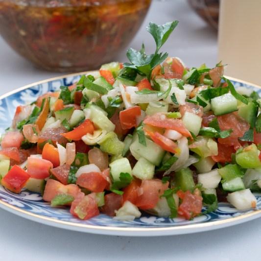 Salade fine charles traiteur