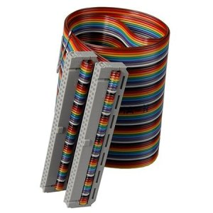 Ribbon Cable with Connector 64 position Cirris