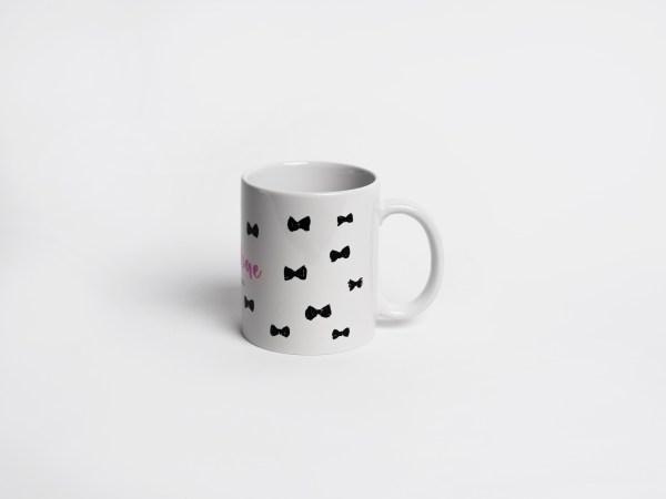 Bossbae White Mug