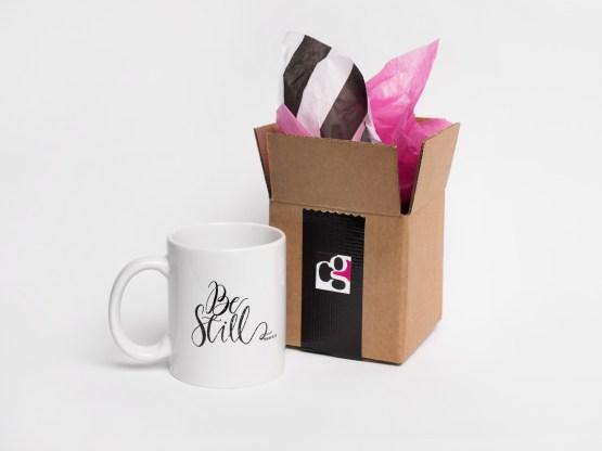 be still mug 11oz