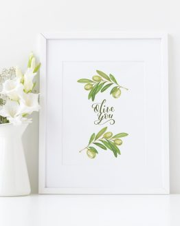 OliveYou-Poster8x10
