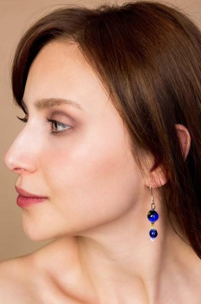 Lidyana Glass Earrings 2