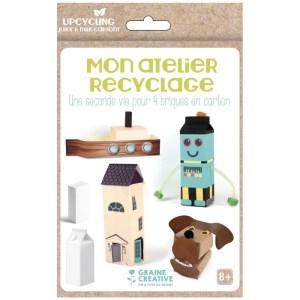 Kit recyclage brique en carton