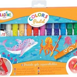 Feutres colors pastel - Aladine Kids