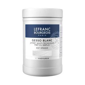 Apprêt Gesso Blanc - Lefranc Bourgeois