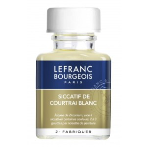 Siccatif de Courtrai - Lefranc Bourgeois