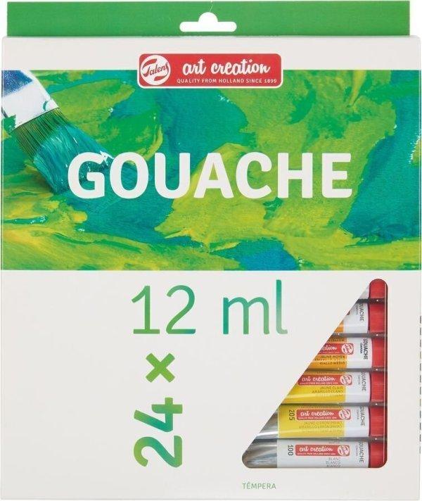 Gouache 24 x 12ml