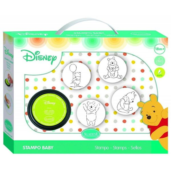 Kit Stampo baby Winnie Disney
