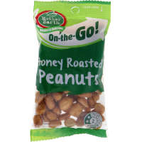 Mother Earth Peanuts Honey Roasted