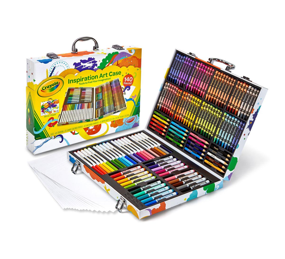 Inspiration Art Case Choose Your Color Crayola