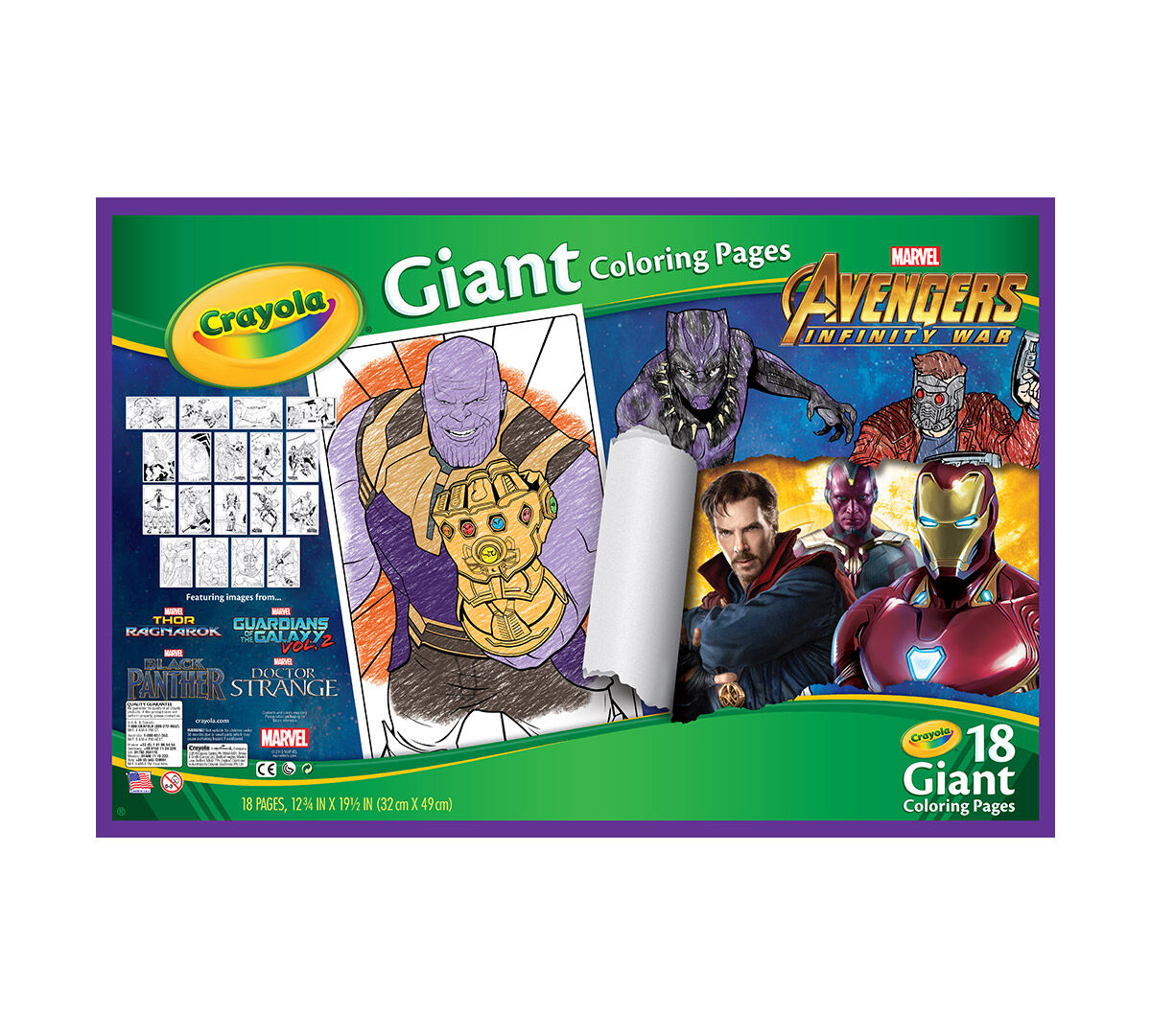 List of Giant Avengers Coloring Book Pict - Best Pictures