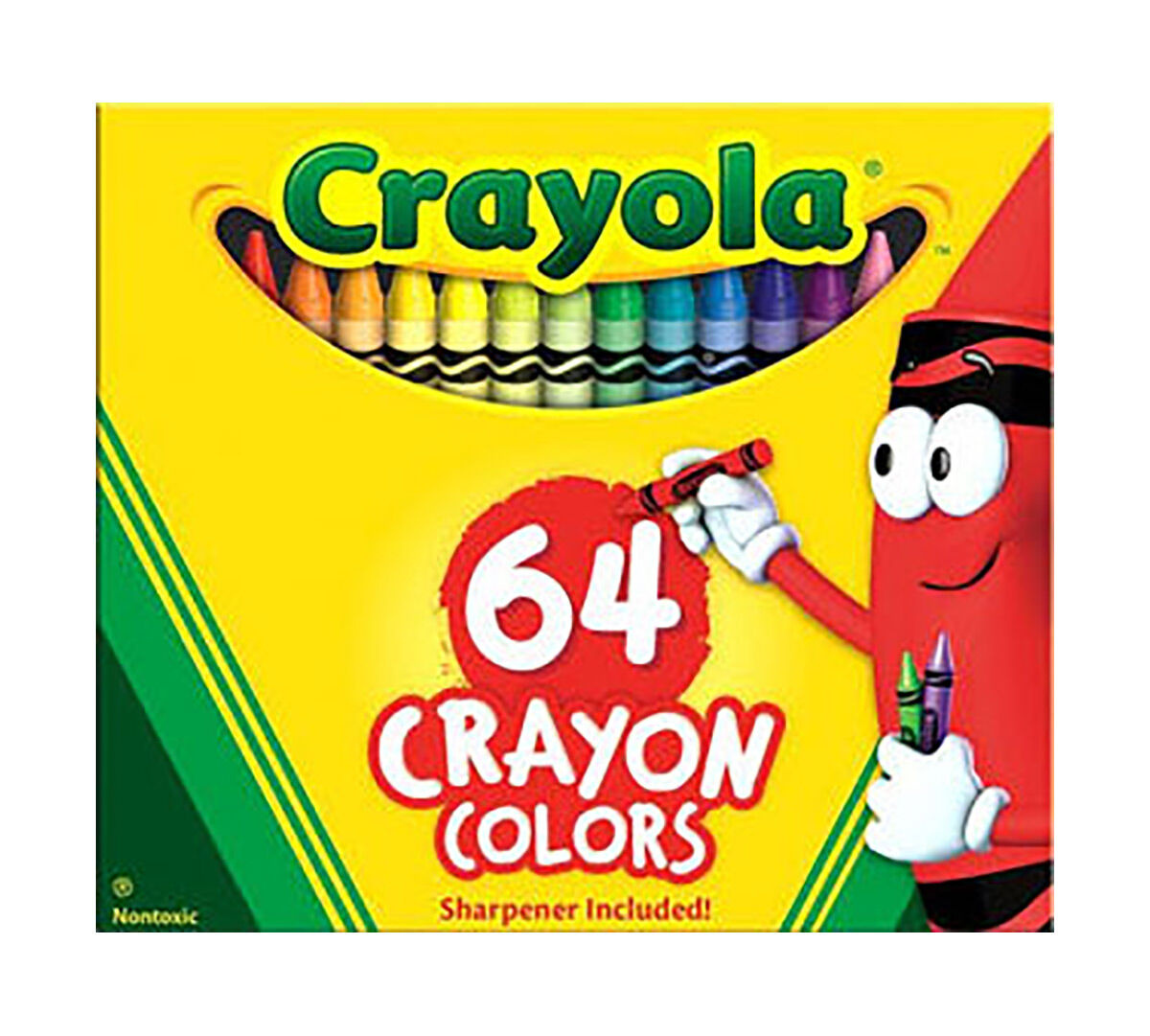 Image result for crayola crayon box pictures