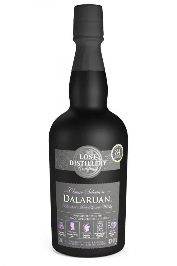 The Lost Distillery Company Dalaruan Classic Selection 43% 70cl