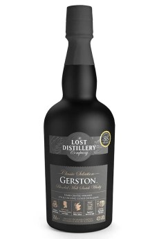 The Lost Distillery Company Gerston Classic 43% ABV 70cl - smoky & salty Highland style