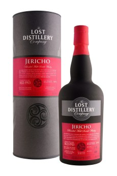 Jericho deluxe highland whisky malt lost distillery company