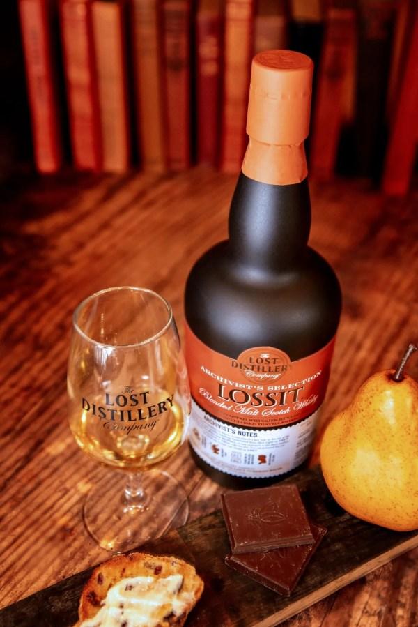 Lossit archivist selection islay whisky malt lost distillery